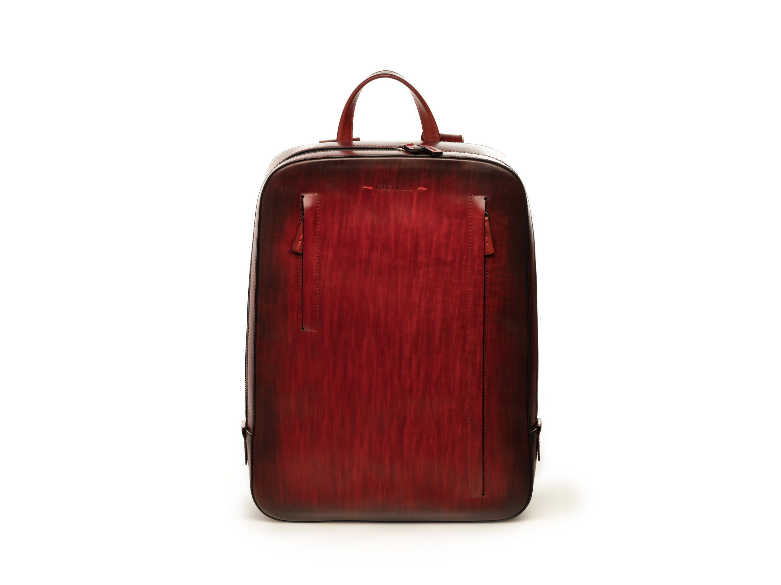 Product Shot of Sport Red Backpack