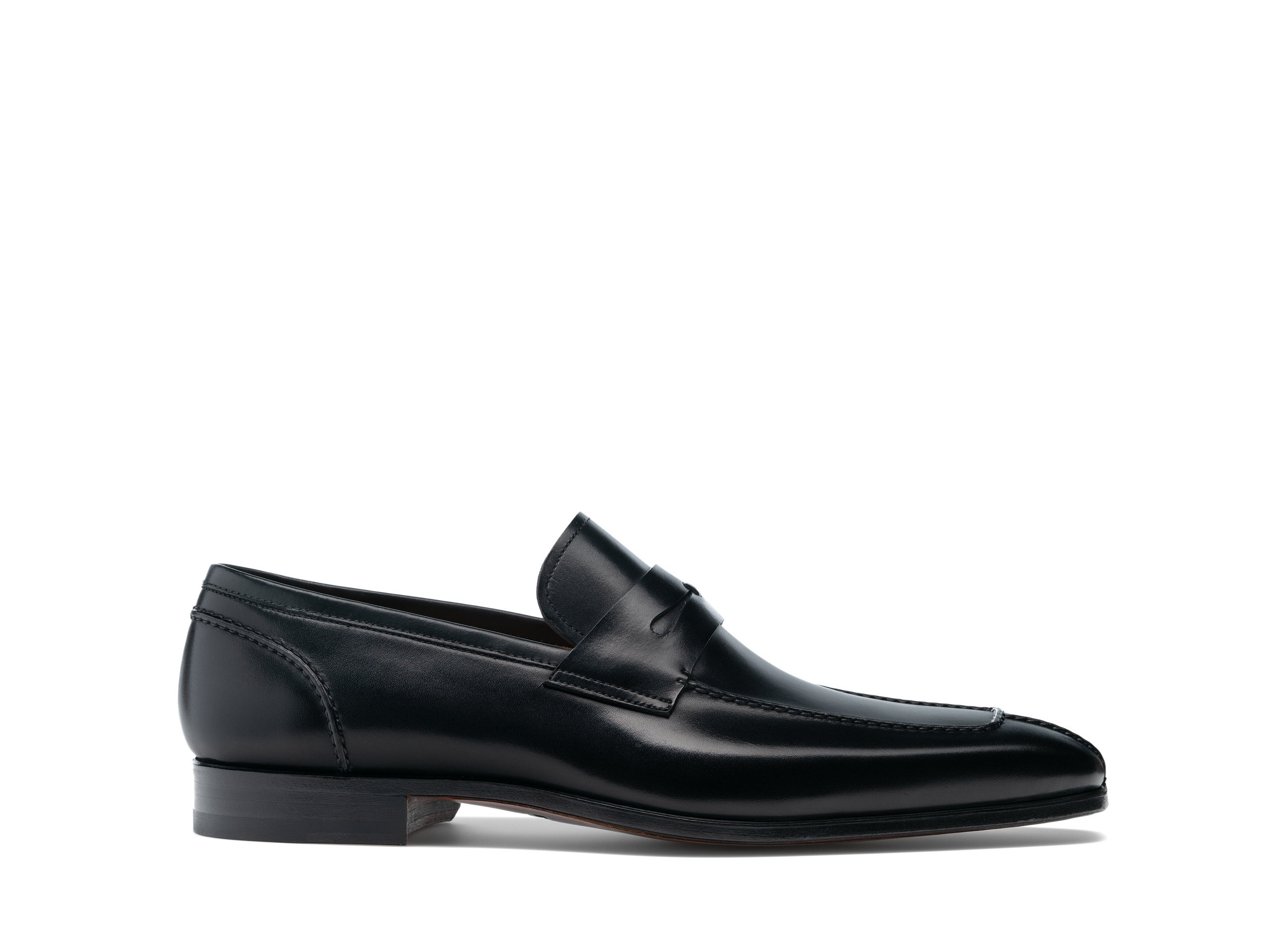 Magnanni Coripe Black Shoes