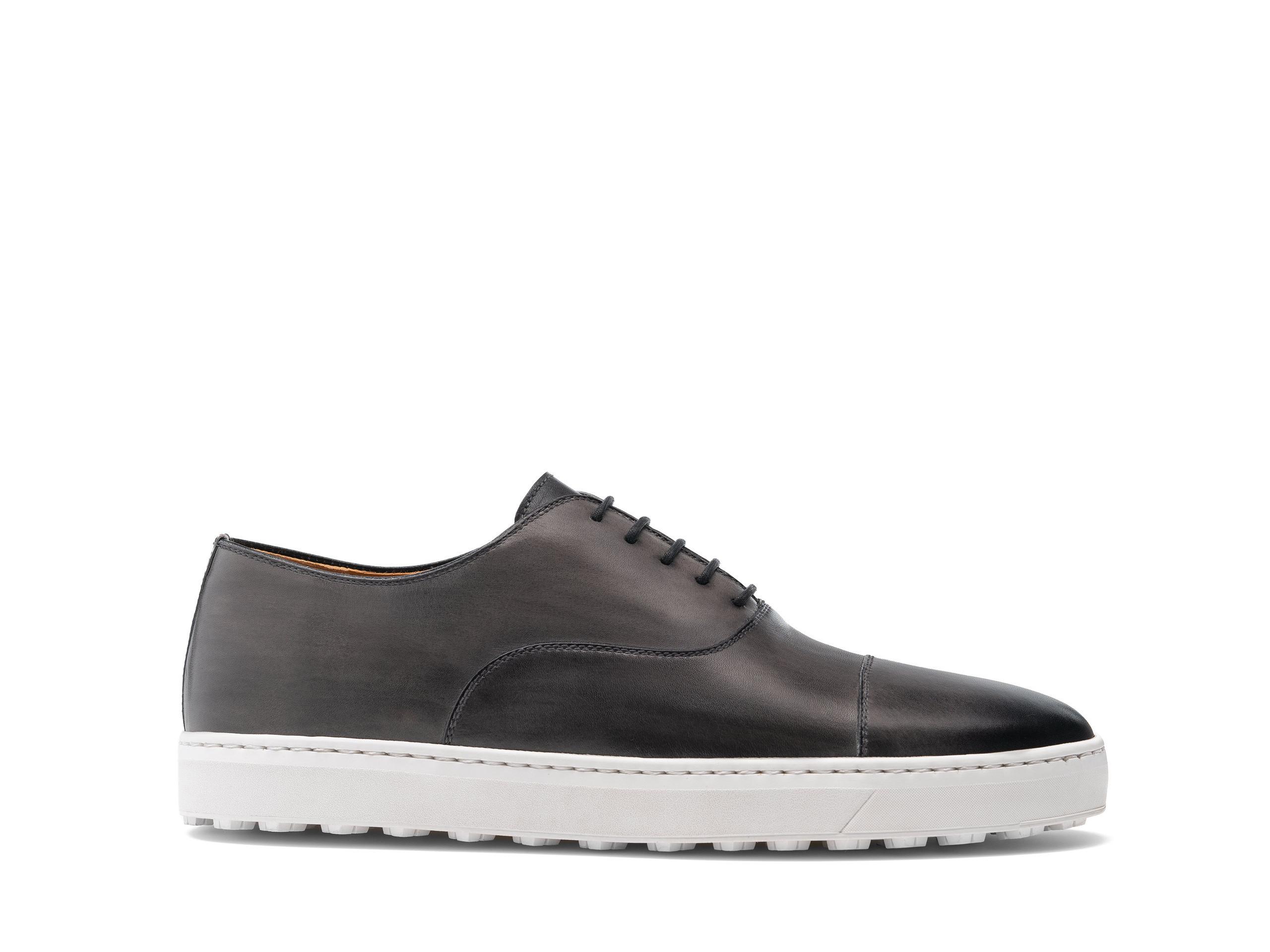 Warwick Grey Shoe Side Profile