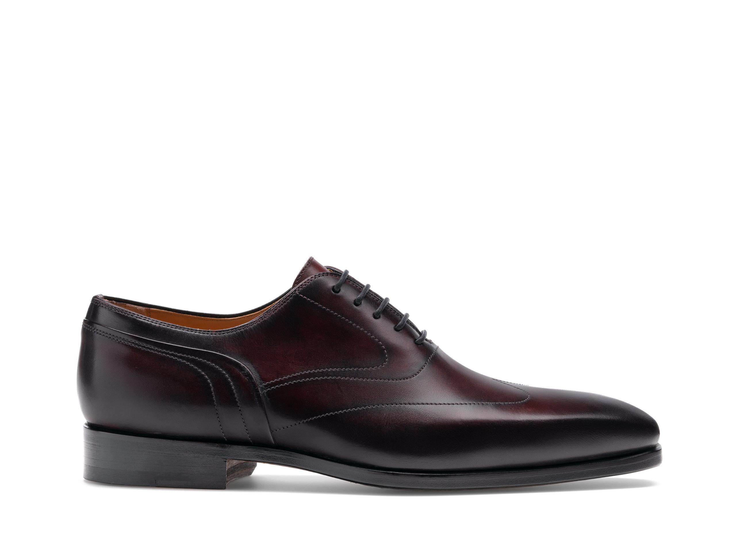 Magnanni Arnedo Burgundy Shoes