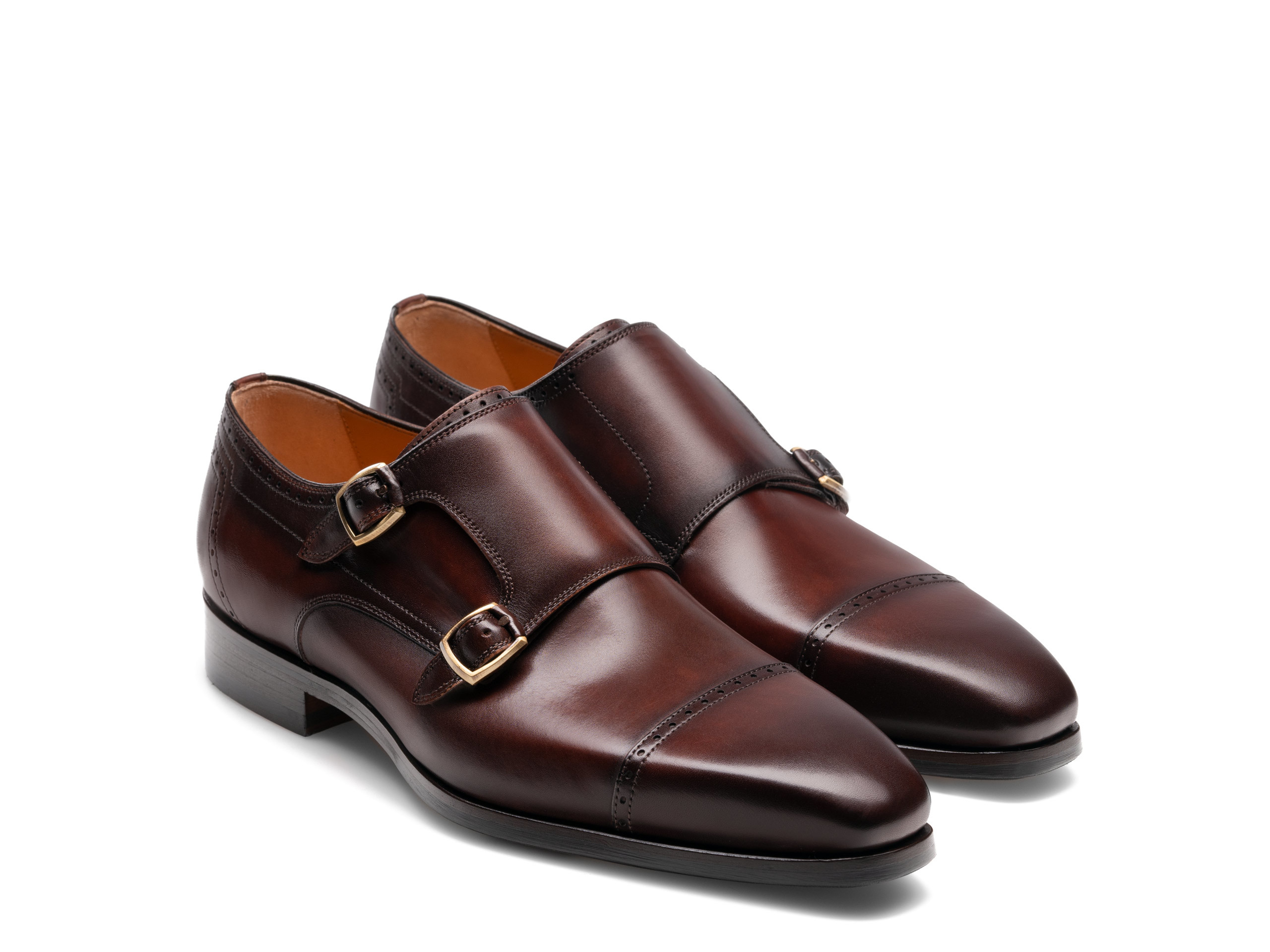 Magnanni Nalón Midbrown Shoes