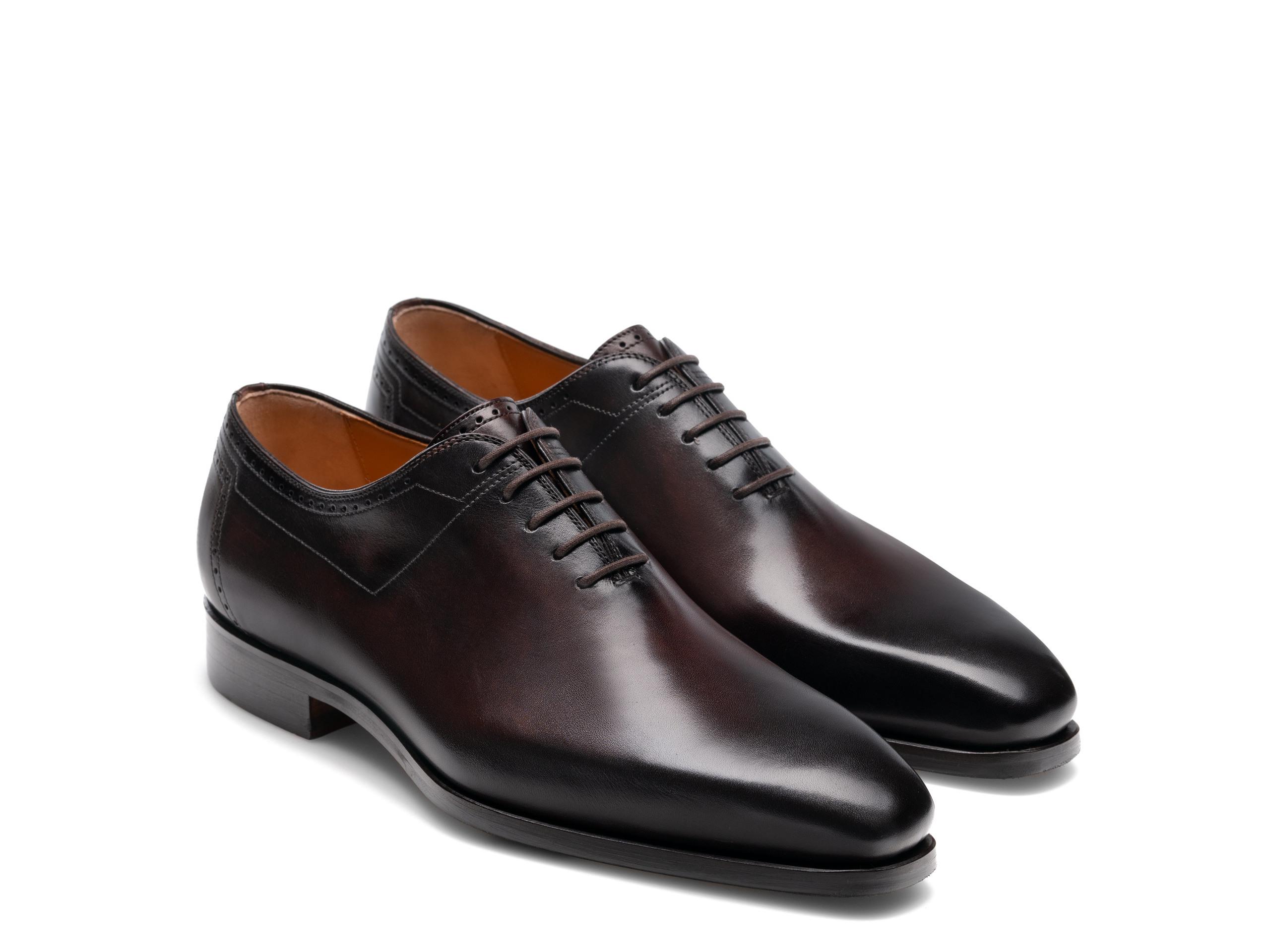 Magnanni Maximino Brown Shoes