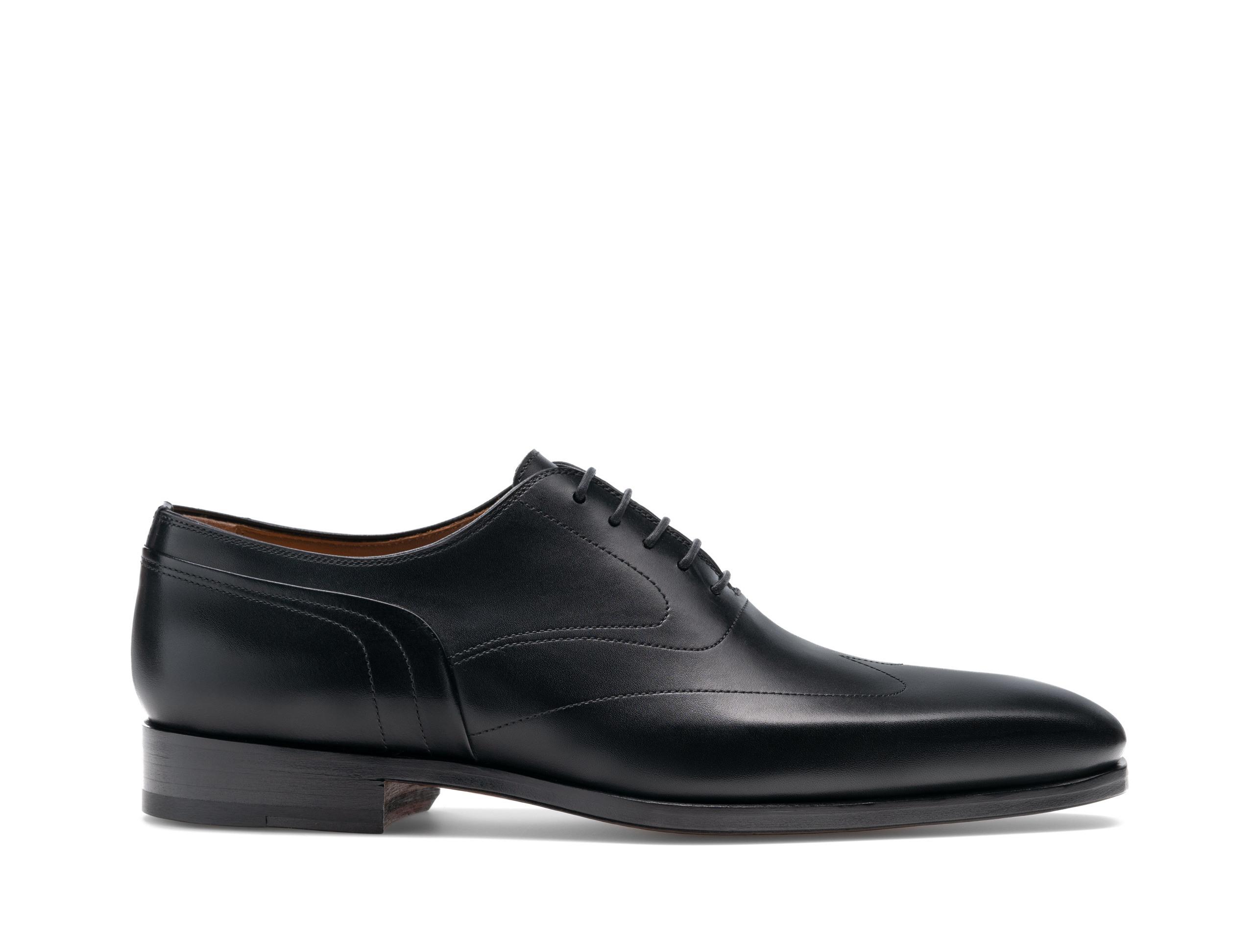Magnanni Arnedo Black Shoes