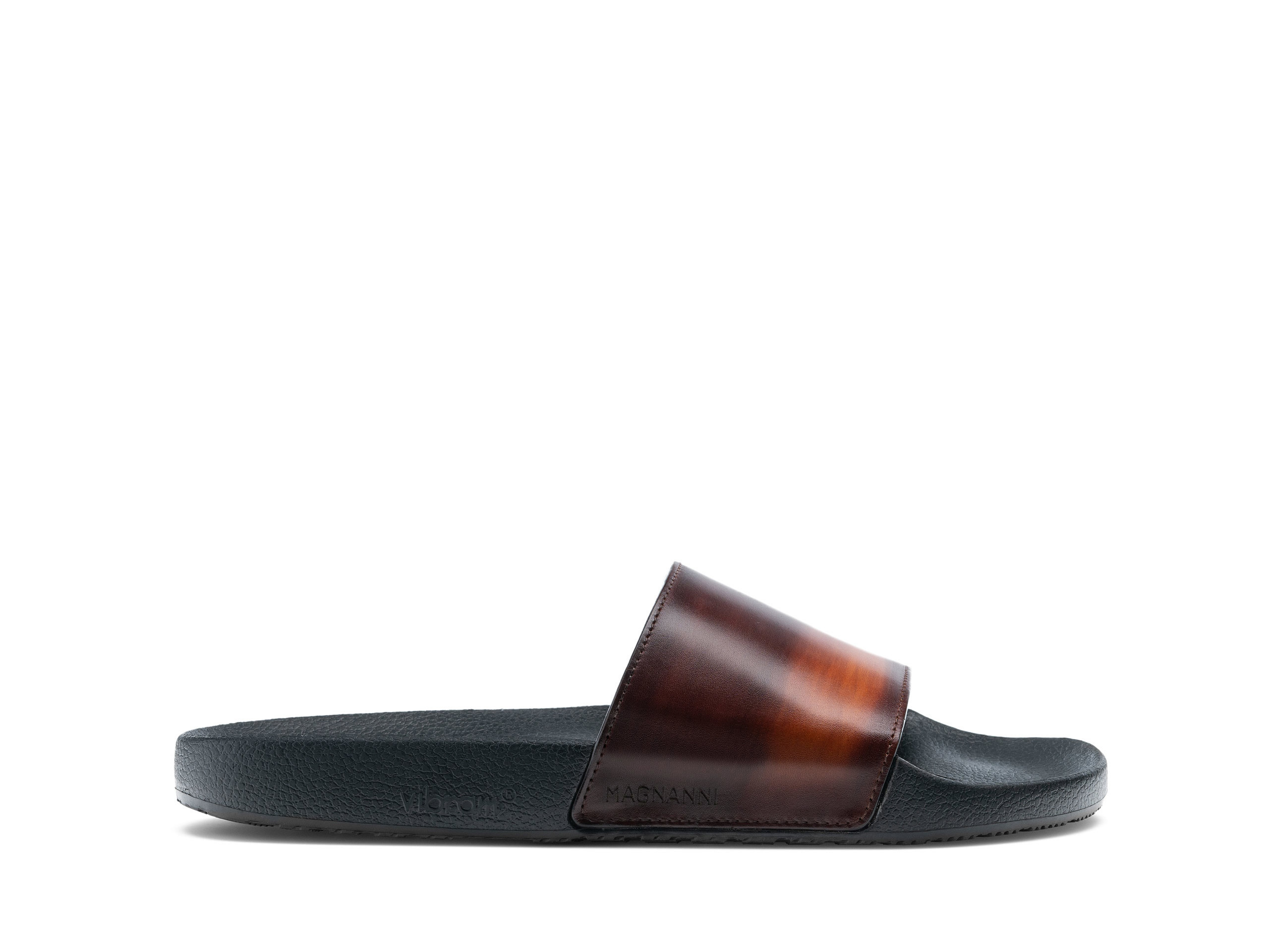 Magnanni Playa Cuero and Midbrown Shoes