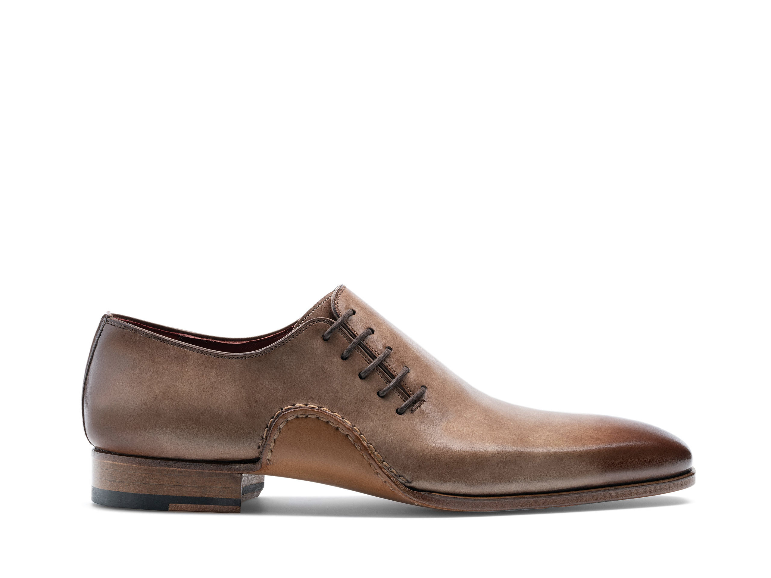 Magnanni Abrahan Taupe Shoes