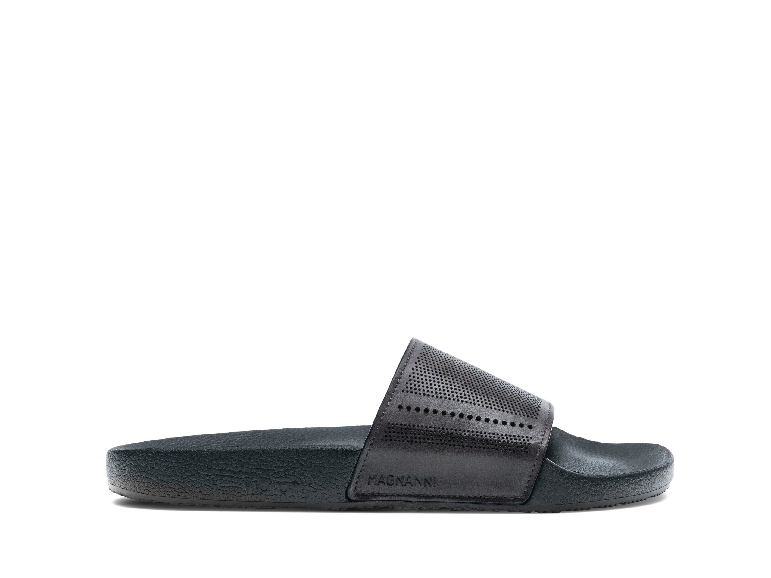 Magnanni Playa Perf Grey Shoes