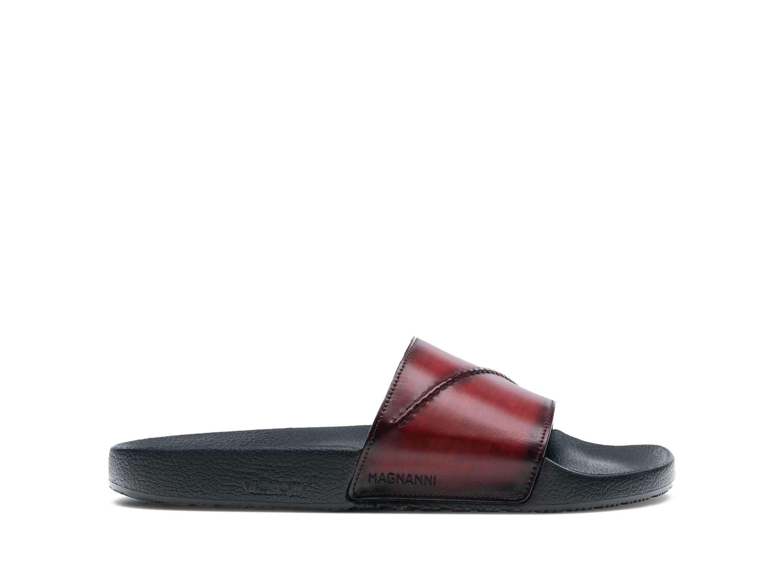 Magnanni Playa Stitch Red Shoes