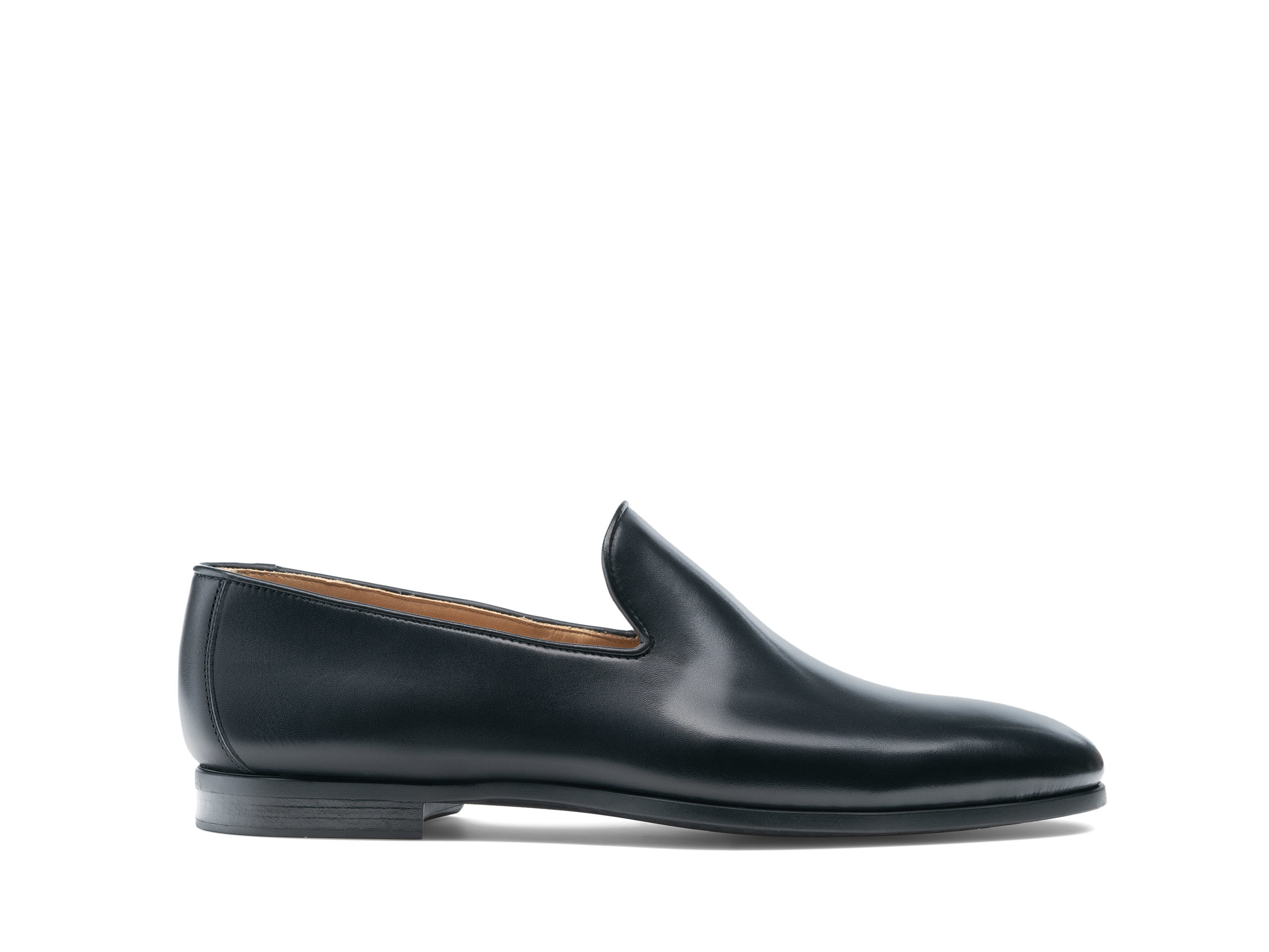 Magnanni Diaz Black Shoes