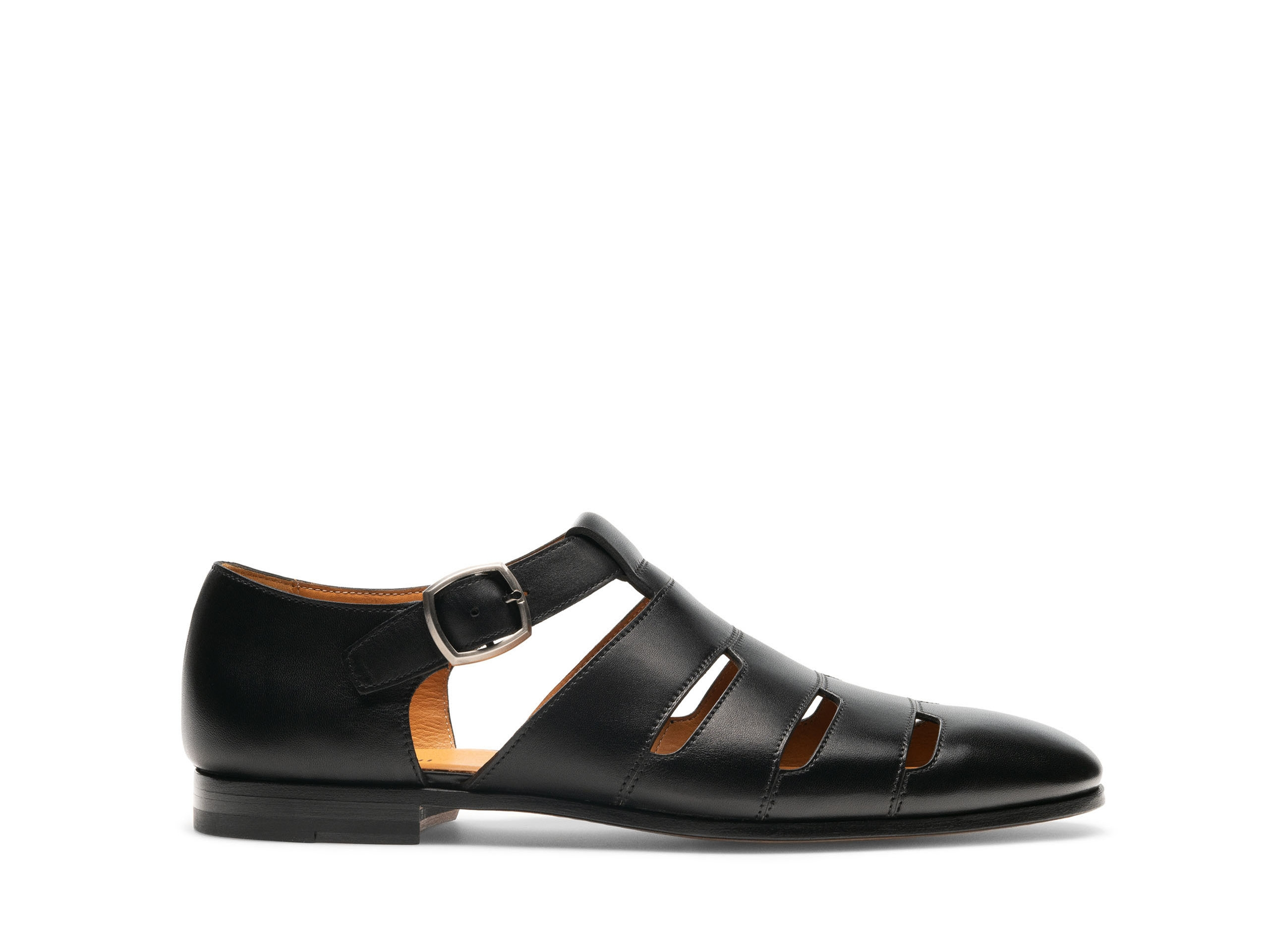 Magnanni Cabrera Black Shoes